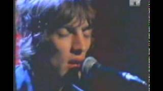 The Verve - Lucky Man - MTV Live session - subtitulada -