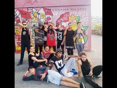 FHP - A união . ( Street Dance and Free Step )