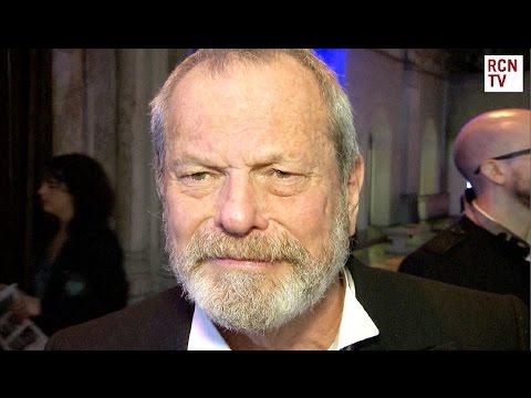 Monty Python Terry Gilliam Interview
