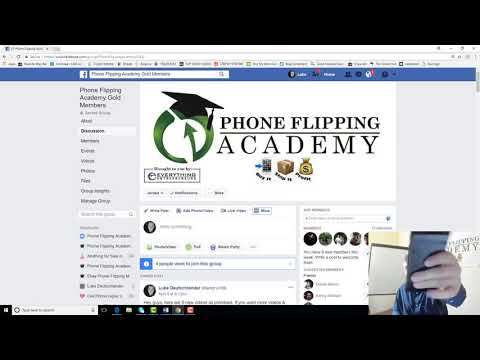 Phone Flipping Academy Course Over View ( Phone Flipping For
