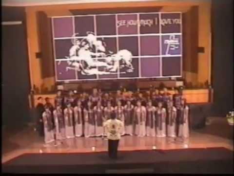 """Phileo Chorale"" Institut Teknologi Surabaya, 2002"