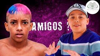 🔵  MC BRINQUEDO E O MC PIKACHU FIZERAM AS PAZES ((AMIGOS ?))