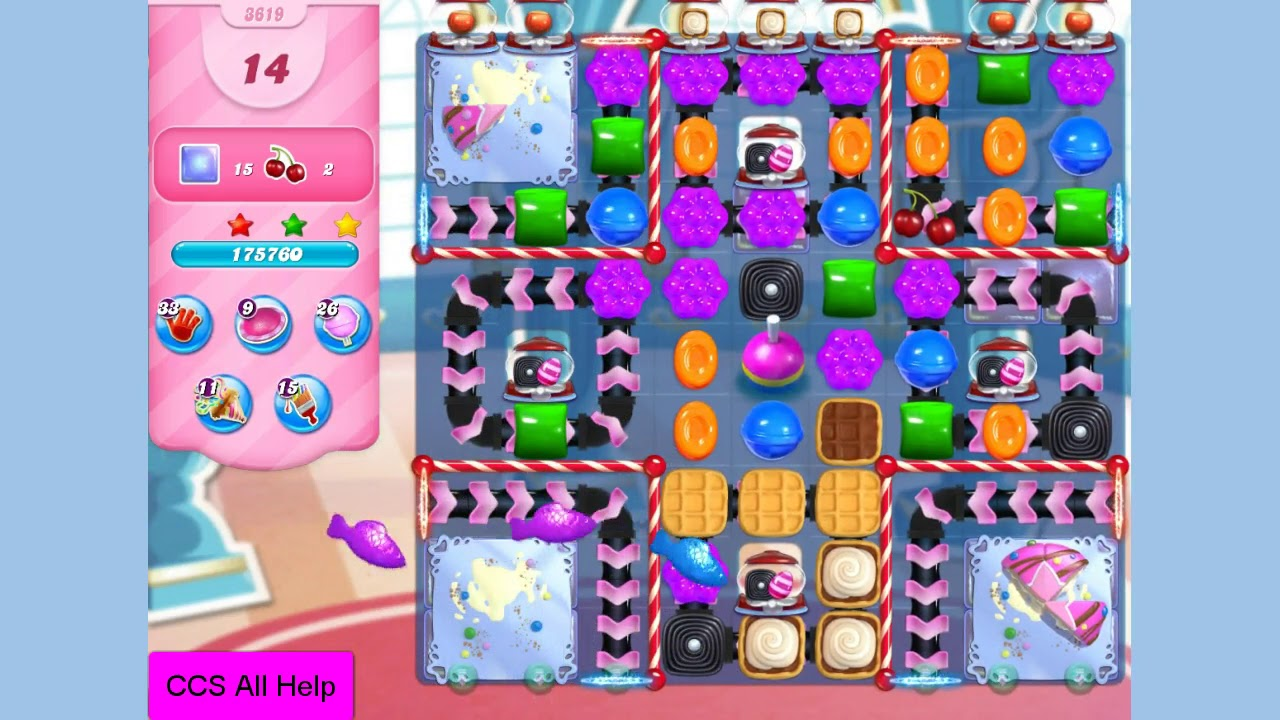 Candy Crush Booster