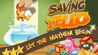 Saving Yello Android & iPhone/iPad GamePlay