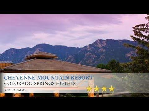 Cheyenne mountain resort colorado springs hotels for Ski cabins in colorado