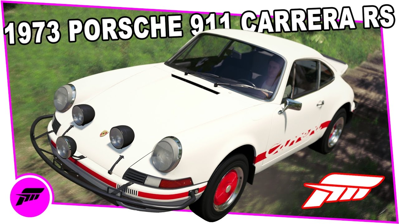 1973 porsche 911 carrera rs rally body kit forza horizon 3 1973 porsche 911 carrera rs rally body kit forza horizon 3 upgrade heroes vanachro Choice Image