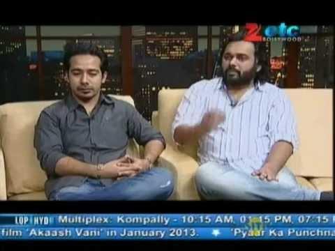 Abhishek Pathak & Luv Ranjan With Komal Nahta