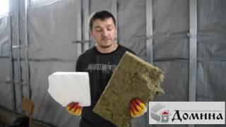 видео Теплоизоляция пола с применением экструдированного пенополистирола