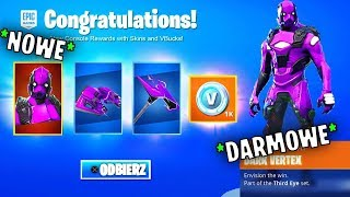 * FREE * HOW TO GET SKINS AND V DOLCE FOR FREE? Guide! (Fortnite Battle Royale)