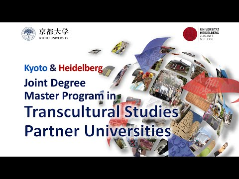 Transcultural Kyoto University and Heidelberg University