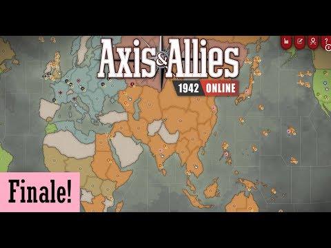 Axis & Allies 1942 Online: Game 14 vs Matt - Final Round!  