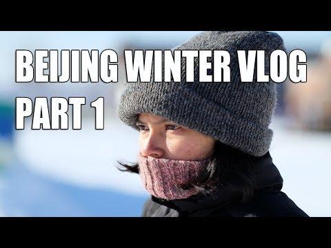 BEIJING WINTER VLOG PART 1 | KEDINGINAN DI BEIJING | 2018