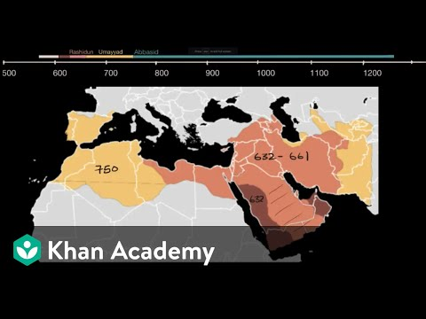 Spread of Islam part 3  | World History | Khan Academy