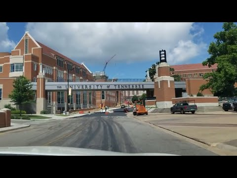 UNIVERSITY OF TENNESSEE - DOWNTOWN KNOXVILLE