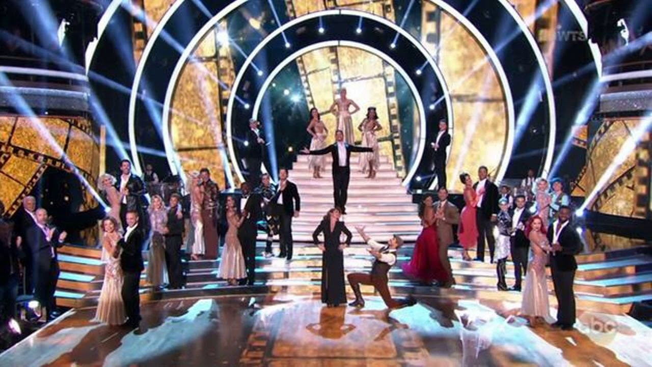 'Dancing with the Stars' celebrates the silver screen with guest judge Shania Twain