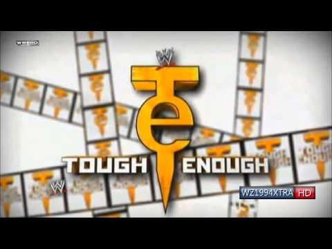 WWE Tough Enough Theme Song 2011