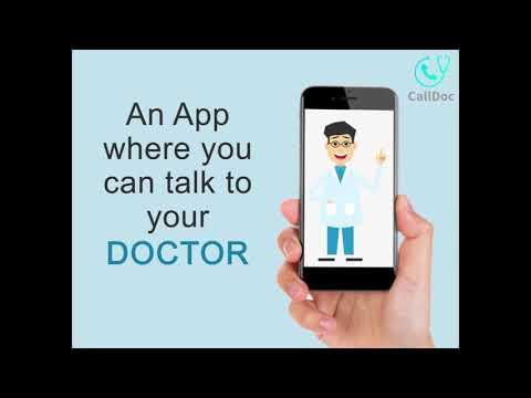 Online Doctor Consultation App