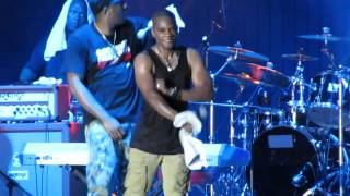"The Remix of Dances by Kirk Franklin(LOL) #JoyFest2013 (in VA) Performing ""Rain Down on Me"""