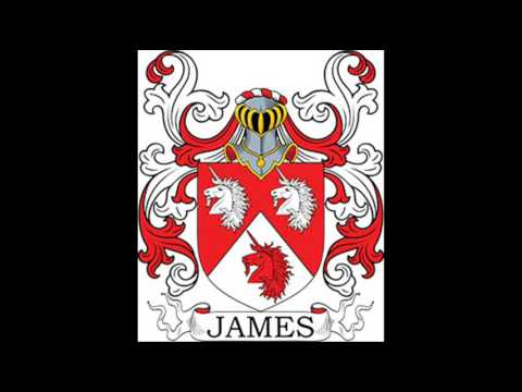 35 Shades of James Coat of Arms