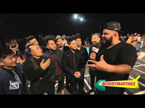 Quest Crew 2015 MTV VMA's *Exclusive* |Chuey Martinez|