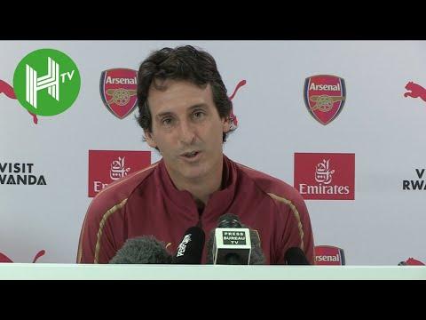 Unai Emery: Petr Cech will start against Chelsea - Chelsea v Arsenal