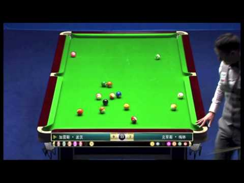 Chinese 8 Ball Masters 2013 - Final (Potts vs Melling): Part 5