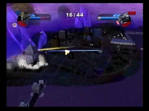 Godzilla: Unleashed - Megaguirus vs Orga - YouTube