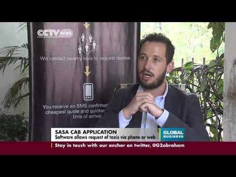 Kenya's Sasa Cabs