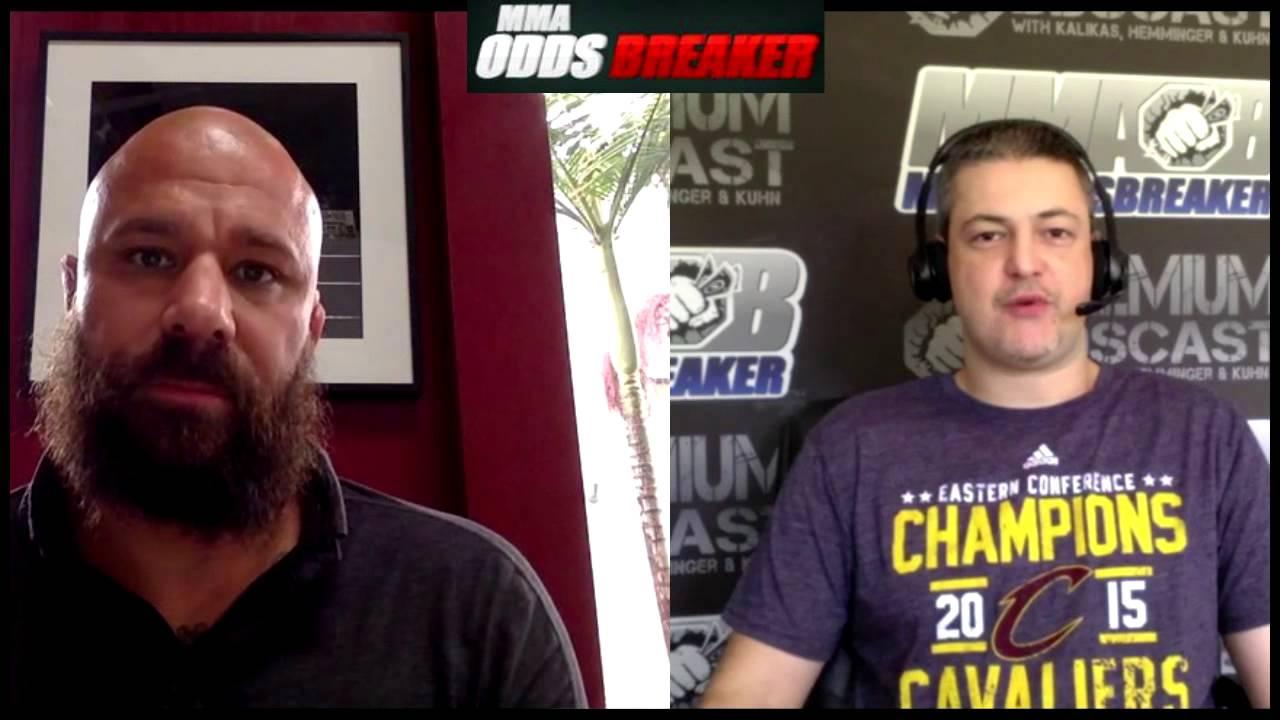UFC 188 Breakdown Show w/ Frank Trigg and Nick Kalikas