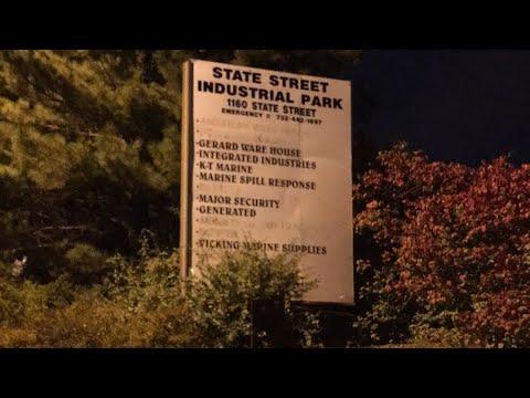 State Street Industrial Park. Perth Amboy, NJ