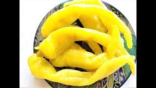 Классный Рецепт Соленый, Острый Перец По Армянски👍 Цицак