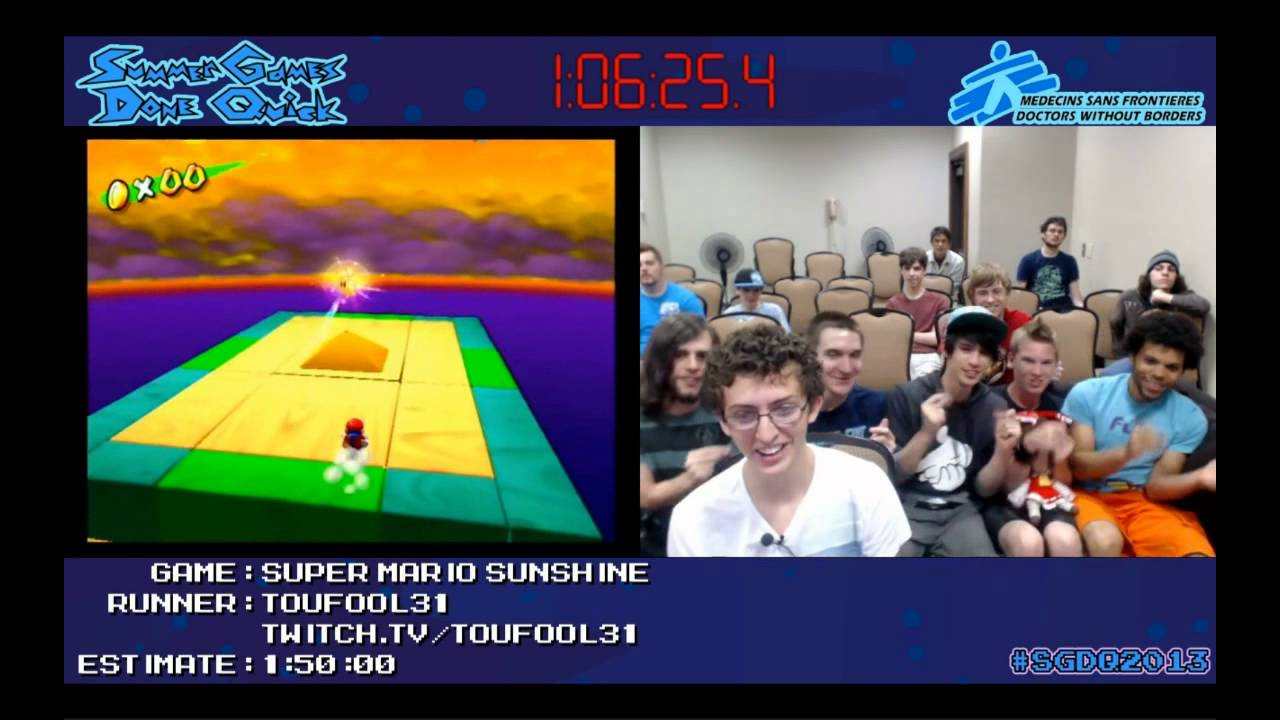 Best Of Summer Games Done Quick 2013 Youtube