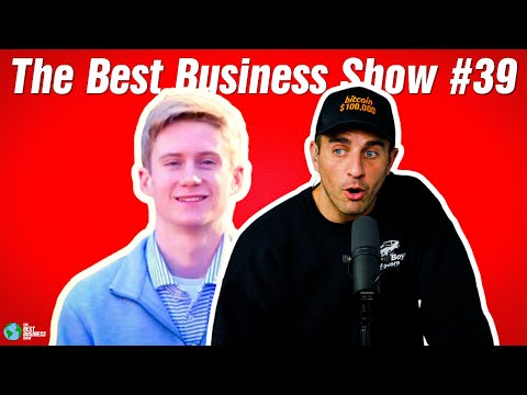 The Best Business Show with Anthony Pompliano - Episode #39
