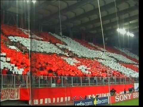 OLYMPIAKOS-REAL MADRID GATE 7 FROM CAMERA ΣΤΑΔΙΟ ΚΑΡΑΙΣΚΑΚΗ Νο1
