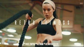 Retro Fitness Gym Promo