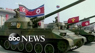 North Korea remains defiant after its failed missile launch over the weekend