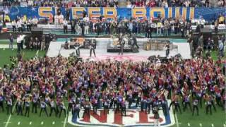 Aerosmith - Baby Please Don't Go & Dream On ...Live At Superbowl 2004.