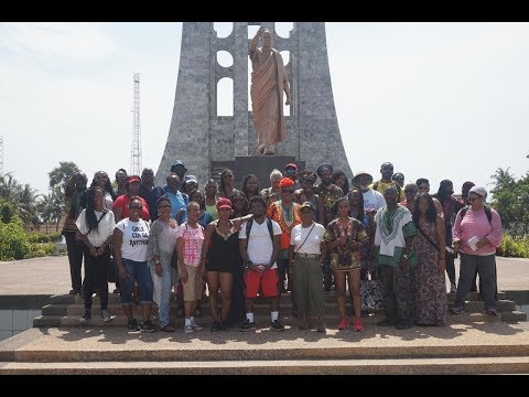 Ghana Tour May 2018 Overview & Itinerary Preparation Conf Call