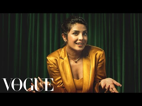 Vogue Impossible Questions With Priyanka Chopra Jonas
