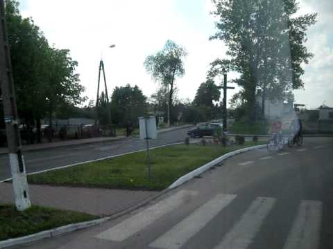 Dęblin widziany z autobusu PKS część II - 2010-05-11