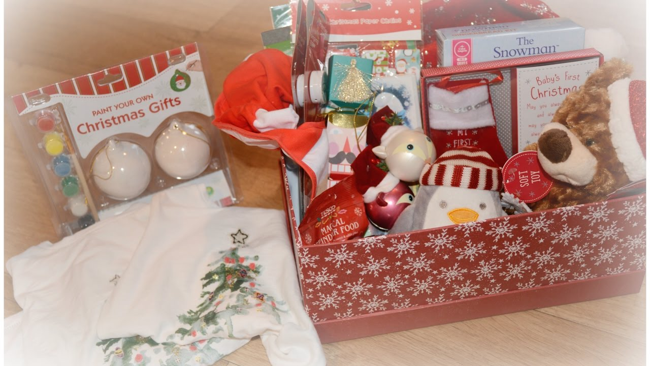 Christmas Eve Box Ideas Kerry Conway Youtube