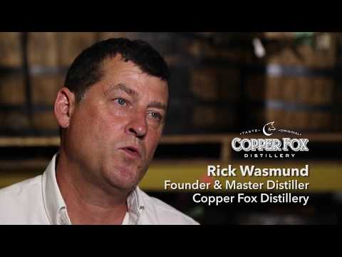 Copper Fox Distillery - Meet Virginia Makers