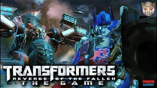 Transformers: ROTF (PS3) Part 2 - Meeting Michael Bay - Comodin Gaming