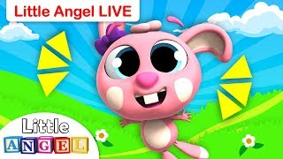 This is the Way We Get Ready,  Peek a Boo + More Live Nursery Rhymes and Kids Songs by Little Angel