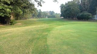 Tollygaunge club golf course 2