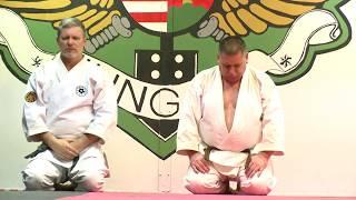 Gambar cover Shotokan karate danvizsga Fudoshin Dojo Nyíregyháza