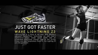 Mizuno Wave Lightning Z3 - V1GA170088 | GIÀY BÓNG CHUYỀN