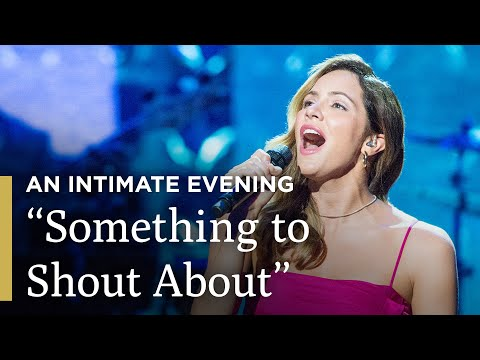 "David Foster's ""Something To Shout About"" 