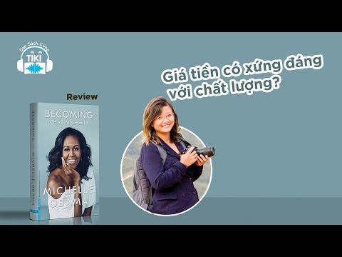 Đọc Sách Cùng Tiki   Review Sách - Chất Michelle từ nhà văn Đinh Hằng