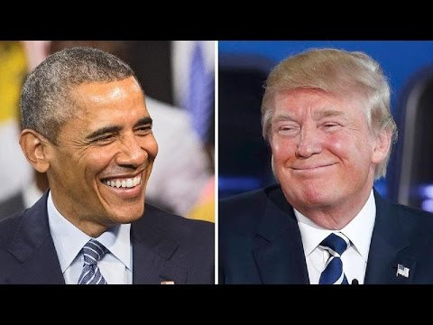 Would Obama Have Beaten Donald Trump?